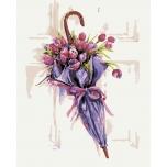 Flower umbrella