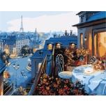Vakaras Paryžiuje