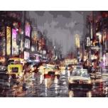 Дождливый Нью Йорк