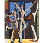 Kolm tantsijad