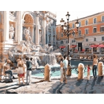 """Trevi"" fountain"