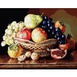 Natüürmort puuviljadega