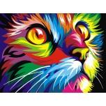 Spalvinga katė