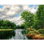 Miško upė
