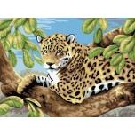 Išdidus leopardas