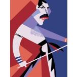 Freddie Mercury 15x20