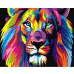 Цветастый Лев
